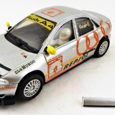 Slot Cars: TEAM SLOT AUDI A4 GENÉ. Lote 220104067