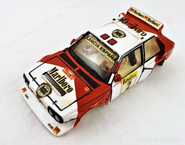 Slot Cars: Team Slot Lancia Marlboro - Foto 3 - 220105445