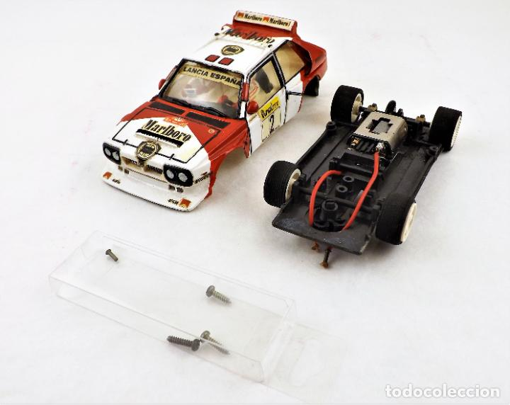 TEAM SLOT LANCIA MARLBORO (Juguetes - Slot Cars - Team Slot)