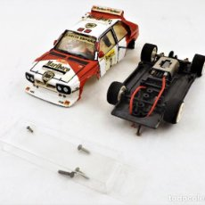 Slot Cars: TEAM SLOT LANCIA MARLBORO. Lote 220105445