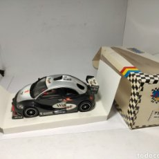 Slot Cars: TEAM SLOT VW BEETLE F1 MOBIL 1 REF. 73001. Lote 221784205