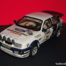 Slot Cars: FORD SIERRA COSWORTH. RESINA, TEAM SLOT.. Lote 222074893