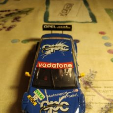 Slot Cars: SCALEXTRIC OPEL VECTRA HORNEY. Lote 222179423