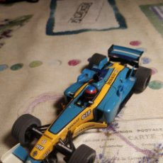 Slot Cars: SCALEXTRIC RENAULT F1. Lote 222179796