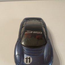 Slot Cars: SCALEXTRIC HORNBY JAGUAR. Lote 222203148