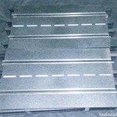 Slot Cars: LOTE DE 10 TRAMOS RECTA CARRERA EXCLUSIV- CARRERA - 20 CM. Lote 222513172