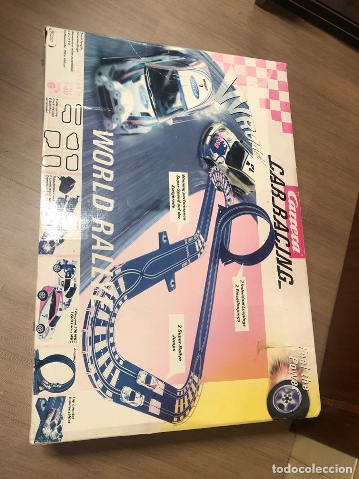 Slot Cars: Carrera car racing World rallye - Foto 12 - 224308435