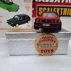 "Slot Cars: VW GOLF II ""ROAD CAR "" ((RESINA)) TEAM SLOT SCALEXTRIC. Lote 224811763"