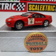 """Slot Cars: NISSAN 300 ZX """" ((RESINA)) SLOT SCALEXTRIC. Lote 224821772"""