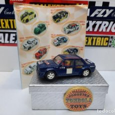Slot Cars: FIAT 131 ABARTH #RESINA# TEAM SLOT SCALEXTRIC. Lote 224910648
