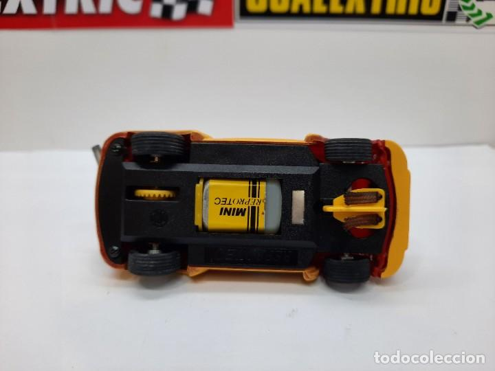 Slot Cars: FIAT ABARTH 1000 TCR #36 ( REPROTEC ) SCALEXTRIC - Foto 5 - 225521711