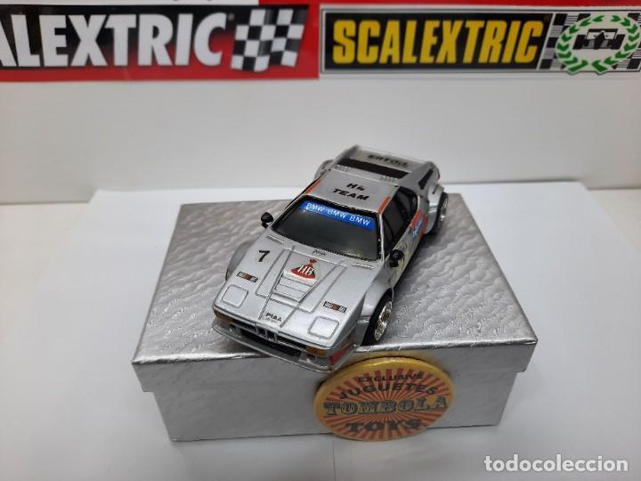BMW M1 ((RESINA)) SLOT SCALEXTRIC (Juguetes - Slot Cars - Team Slot)