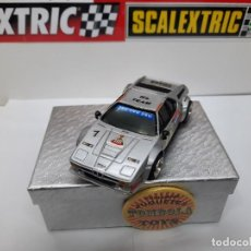 Slot Cars: BMW M1 ((RESINA)) SLOT SCALEXTRIC. Lote 228632575