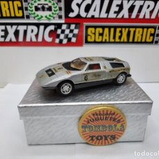Slot Cars: MERCEDES WANKEL C-111 ((RESINA)) SLOT SCALEXTRIC. Lote 228635565