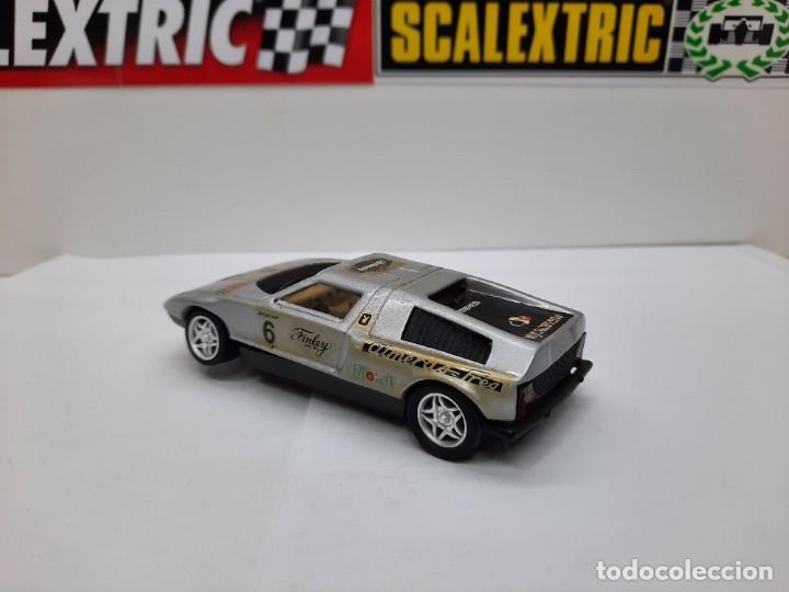 Slot Cars: MERCEDES WANKEL C-111 ((RESINA)) SLOT SCALEXTRIC - Foto 3 - 228635565
