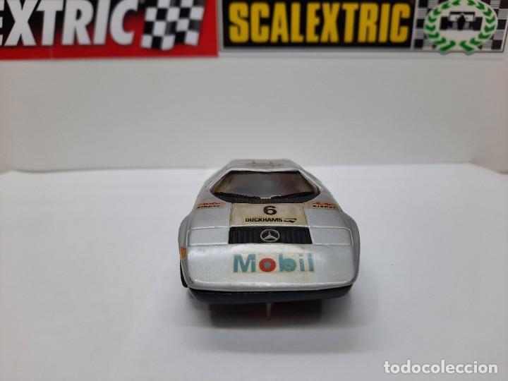 Slot Cars: MERCEDES WANKEL C-111 ((RESINA)) SLOT SCALEXTRIC - Foto 8 - 228635565