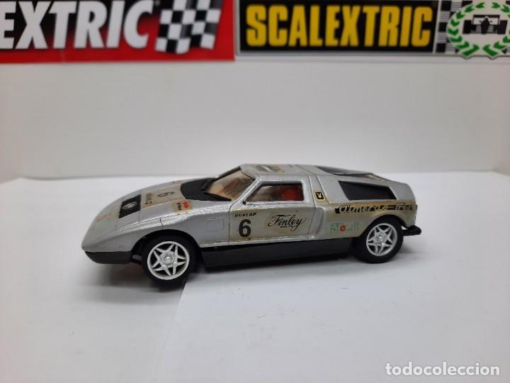 Slot Cars: MERCEDES WANKEL C-111 ((RESINA)) SLOT SCALEXTRIC - Foto 10 - 228635565