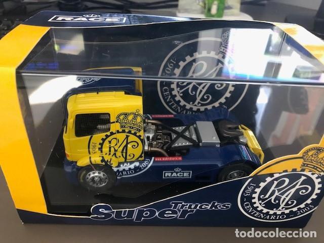 Slot Cars: vendo camión FLY (Ref: 96019). Centenario Race 1993-2003. nuevo y en caja. Descatalogado - Foto 2 - 230510905