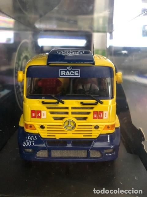 VENDO CAMIÓN FLY (REF: 96019). CENTENARIO RACE 1993-2003. NUEVO Y EN CAJA. DESCATALOGADO (Juguetes - Slot Cars - Team Slot)