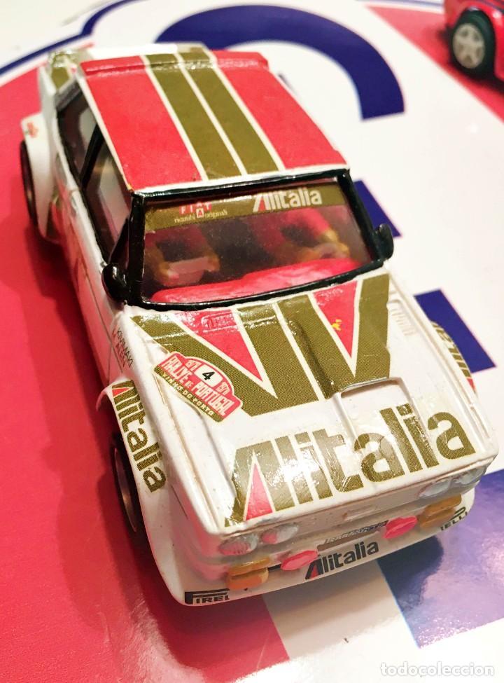 FIAT 131 ABARTH AL´ITALIA TEAM SLOT NUEVO (Juguetes - Slot Cars - Team Slot)