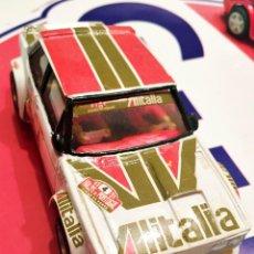 Slot Cars: FIAT 131 ABARTH AL´ITALIA TEAM SLOT NUEVO. Lote 236856365