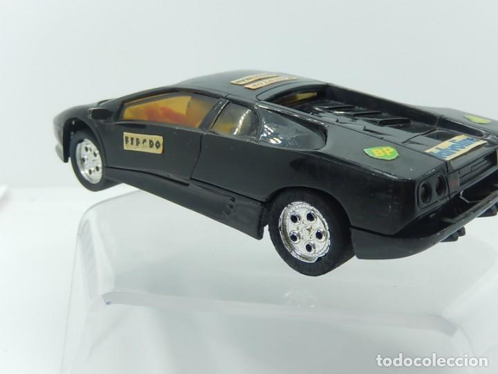 Slot Cars: Lamborghini. Hornby Hobbies. Fabricado en Inglaterra. - Foto 2 - 241966975