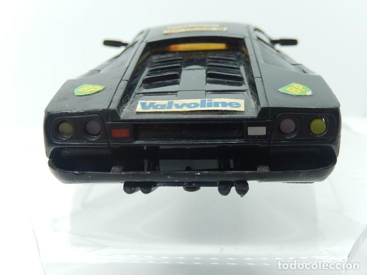 Slot Cars: Lamborghini. Hornby Hobbies. Fabricado en Inglaterra. - Foto 3 - 241966975
