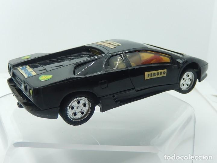 Slot Cars: Lamborghini. Hornby Hobbies. Fabricado en Inglaterra. - Foto 5 - 241966975