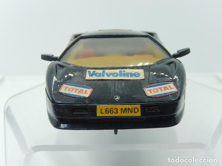Slot Cars: Lamborghini. Hornby Hobbies. Fabricado en Inglaterra. - Foto 8 - 241966975