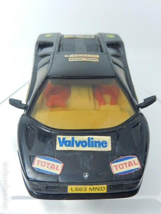 Slot Cars: Lamborghini. Hornby Hobbies. Fabricado en Inglaterra. - Foto 9 - 241966975