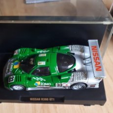 Slot Cars: NISSAN R390 GT1 TEAM SLOT. Lote 243274350