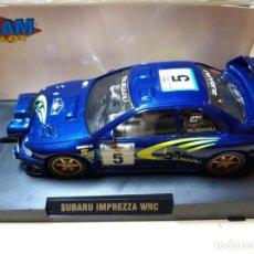Slot Cars: SUBARU IMPREZZA WRC EN CAJA ORIGINAL. Lote 243627670