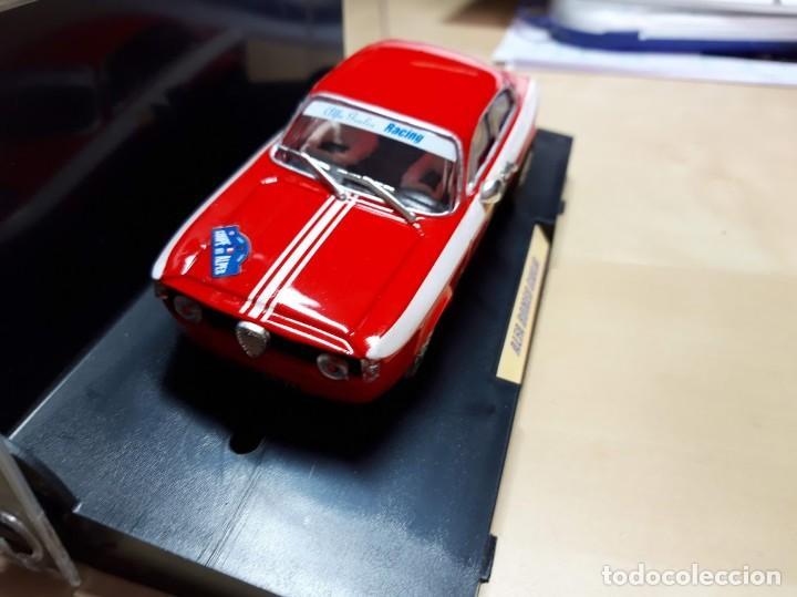 ALFA ROMEO GIULIA EN SU CAJA ORIGINAL (Juguetes - Slot Cars - Team Slot)