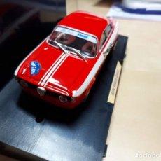 Slot Cars: ALFA ROMEO GIULIA EN SU CAJA ORIGINAL. Lote 244741505