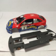 Slot Cars: TEAM SLOT CITROEN ZX PURAS. Lote 246099675