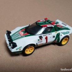 Slot Cars: LANCIA STRATOS TEAM SLOT SIN CAJA. Lote 248505410