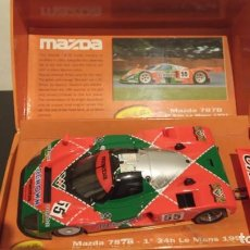 Slot Cars: SLOT MAZDA 787B LE MANS 1991. Lote 251579605
