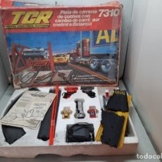 Slot Cars: TCR 7310 SLOT PISTA CARRERAS. Lote 252178705