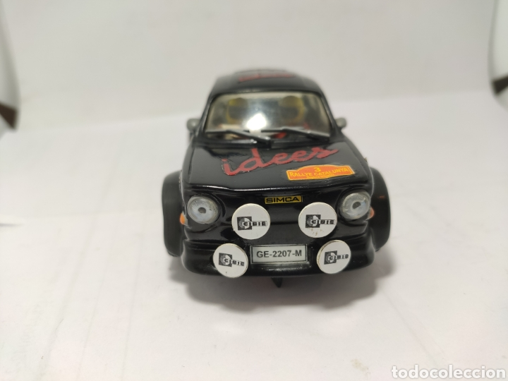Slot Cars: TEAM SLOT SIMCA RALLYE RESINA - Foto 3 - 253893820