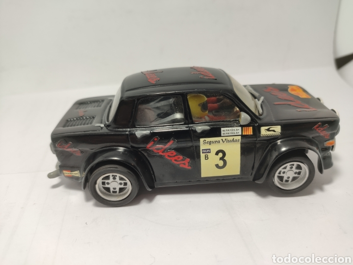 Slot Cars: TEAM SLOT SIMCA RALLYE RESINA - Foto 4 - 253893820