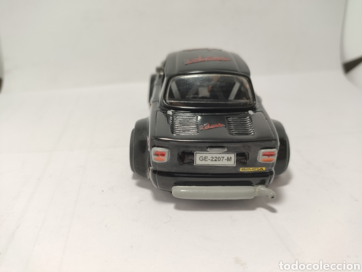 Slot Cars: TEAM SLOT SIMCA RALLYE RESINA - Foto 5 - 253893820