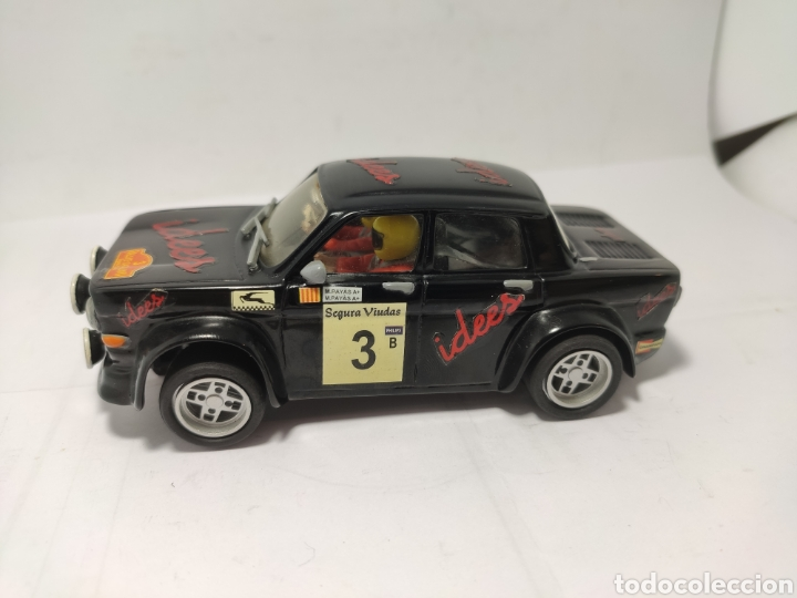 Slot Cars: TEAM SLOT SIMCA RALLYE RESINA - Foto 1 - 253893820