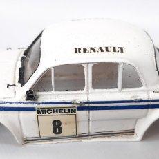 Slot Cars: CARROCERIA RENAULT DAUPHINE TEAM SLOT. Lote 254702460