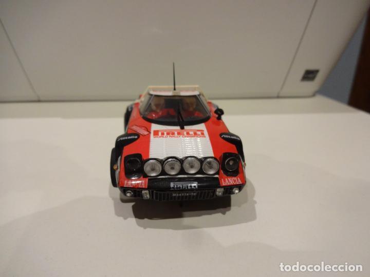 Slot Cars: Team Slot. Lancia Stratos Pirelli. Ref. 11502 - Foto 2 - 255323000
