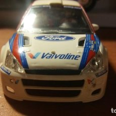 Slot Cars: CARROCERIA DEL FORD FOCUS EXCALECTRIC. Lote 255525865