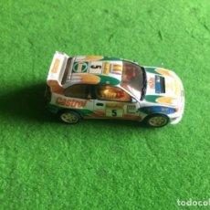 Slot Cars: COCHE SLOT TOYOTA COROLLA RESINA TEAM SLIT. Lote 258108980