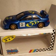 Slot Cars: SUBARU IMPREZA WRC DE TEAM SLOT. Lote 261123275