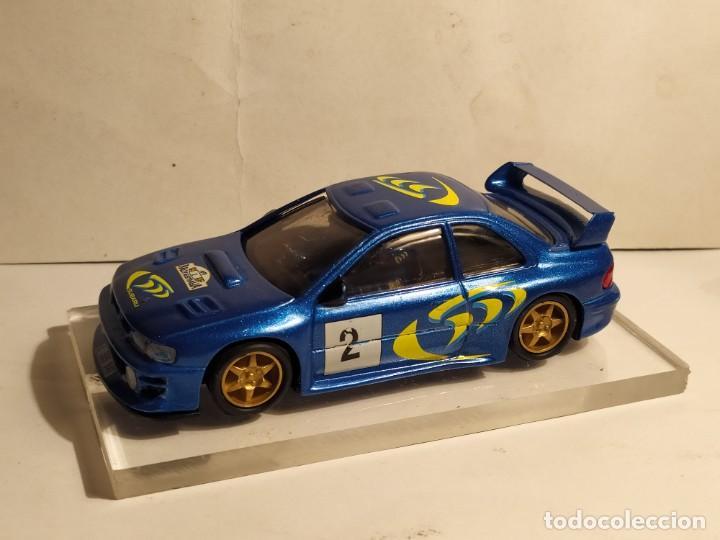 Slot Cars: Subaru Impreza WRC de Team Slot - Foto 2 - 261123275