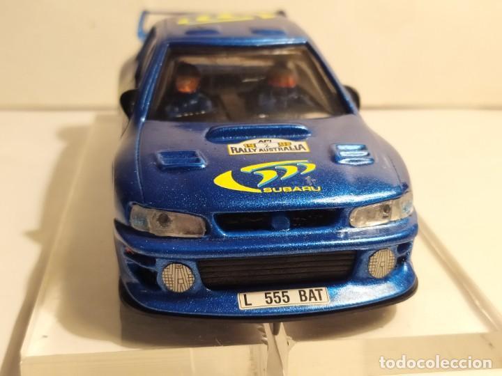 Slot Cars: Subaru Impreza WRC de Team Slot - Foto 3 - 261123275