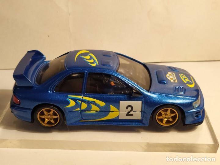 Slot Cars: Subaru Impreza WRC de Team Slot - Foto 4 - 261123275